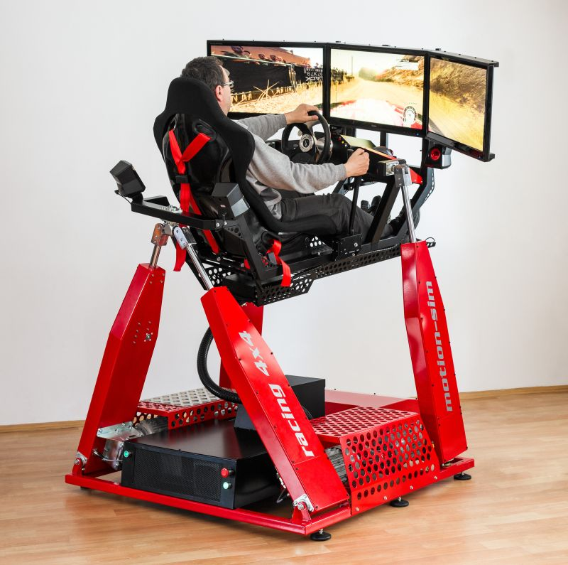 Motion Sim Cz Gt 4dof Motion Simulators